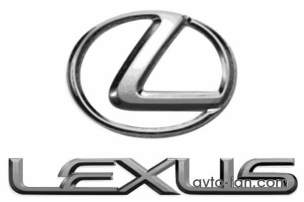 Логотип компании Лексус