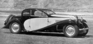 История  Bugatti