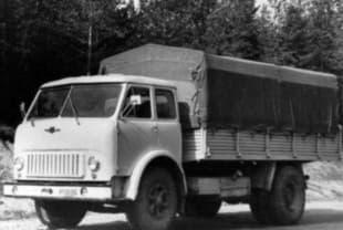 Эти грузовики были самыми популярными в СССР