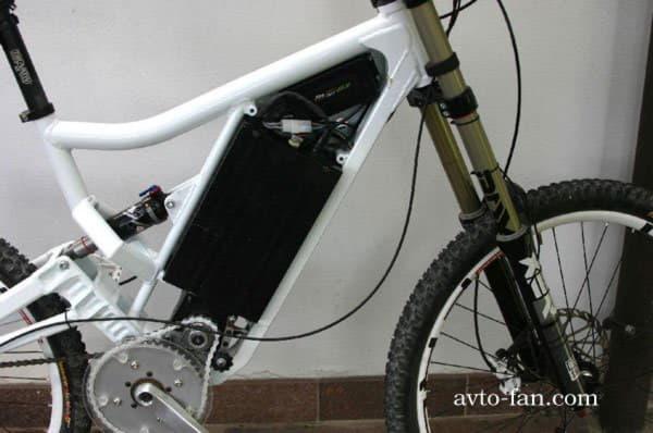 Электровелосипед - удобно пользоватся