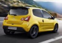 Новый Twingo RS