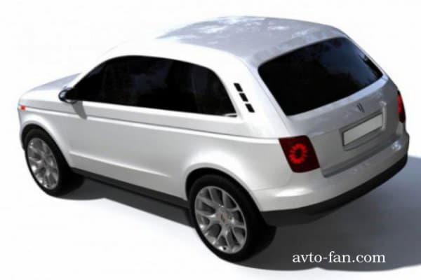 Новая поколение Chevrolet Niva