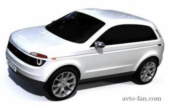 Фото Chevrolet Niva слева