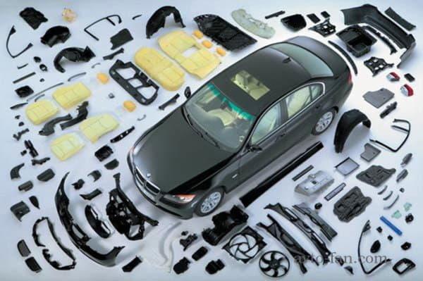 Конструкция зарубежных автомобилей