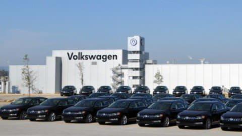 Стоимость автомобилей концерна Волксваген