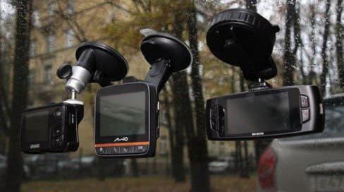 Разновидности видеорегистраторов