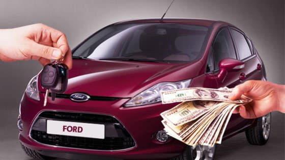 Покупка нового автомобиля