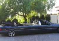 Лимузин кабриолет