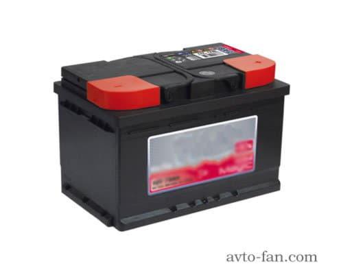 Обычная аккумуляторная батарея автомобиля