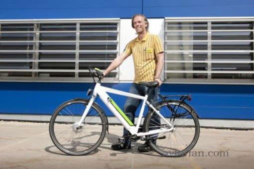 Электрические велосипеды IKEA