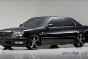 История Lexus