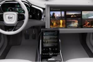 Новый салон от Volvo