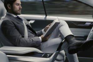 Водитель во время отдыха