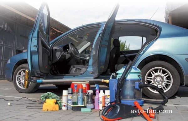 проверка и подготовка автомобиля к весне