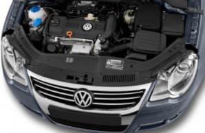 Volkswagen Eos - двигатель