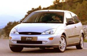 Форд Фокус 1999 года