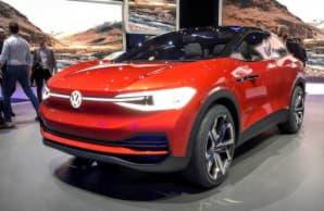 Электромобили от Volkswagen