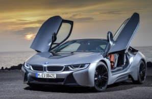 Названы российские цены на BMW купе и родстер I8