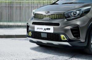 Kia озвучила стоимость вседорожного Picanto