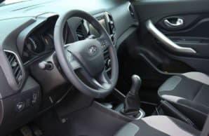 Lada Xray-обзор