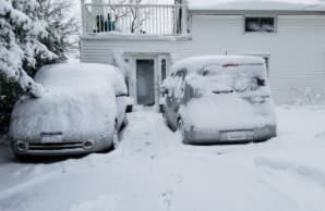 Как не лишиться прав после прошедшего снегопада