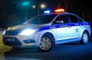 Стоит ли обгонять полицейский автомобиль