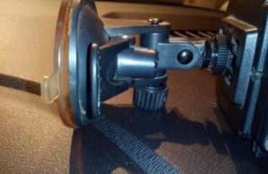 Как прочно закрепить присоску для крепления гаджетов, к стеклу автомобиля