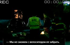 Как водители защищают автомобиль от эвакуатора
