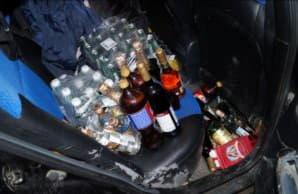 Сколько бутылок алкоголя можно перевезти в машине без риска быть оштрафованным
