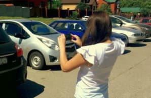 Для чего некоторые граждане фотографируют номера чужих машин