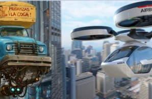 Летающий автомобиль-миф или реальность?