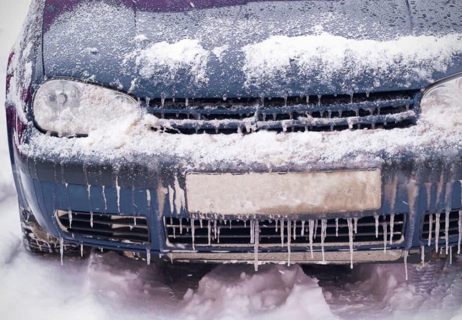 Причины трудного запуска двигателя в сильный мороз