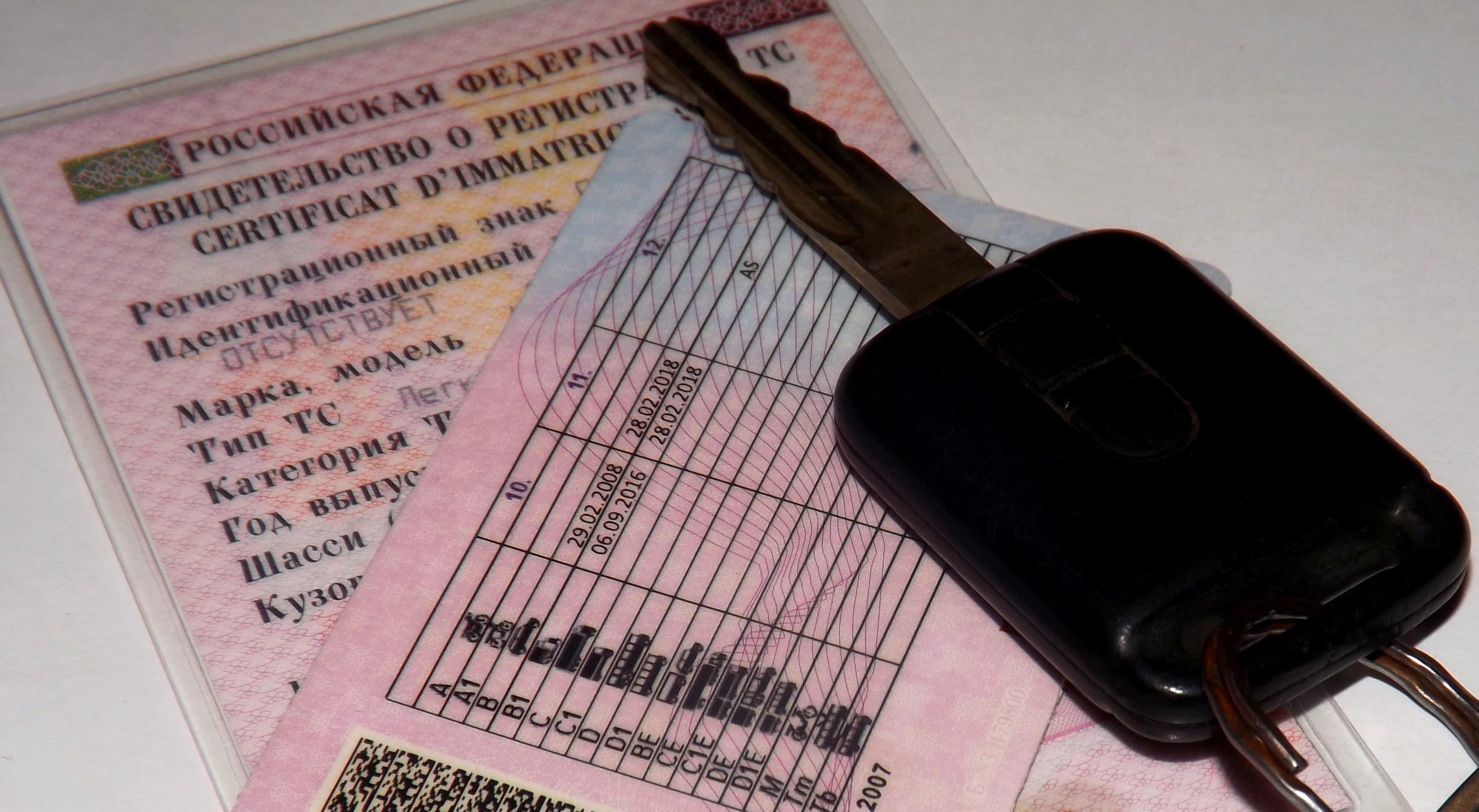 У российских водителей осталось две недели, чтобы поменять права