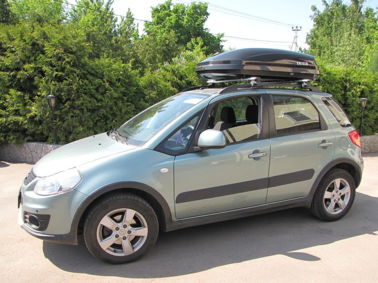 Где взять багажник на крышу в прокат?