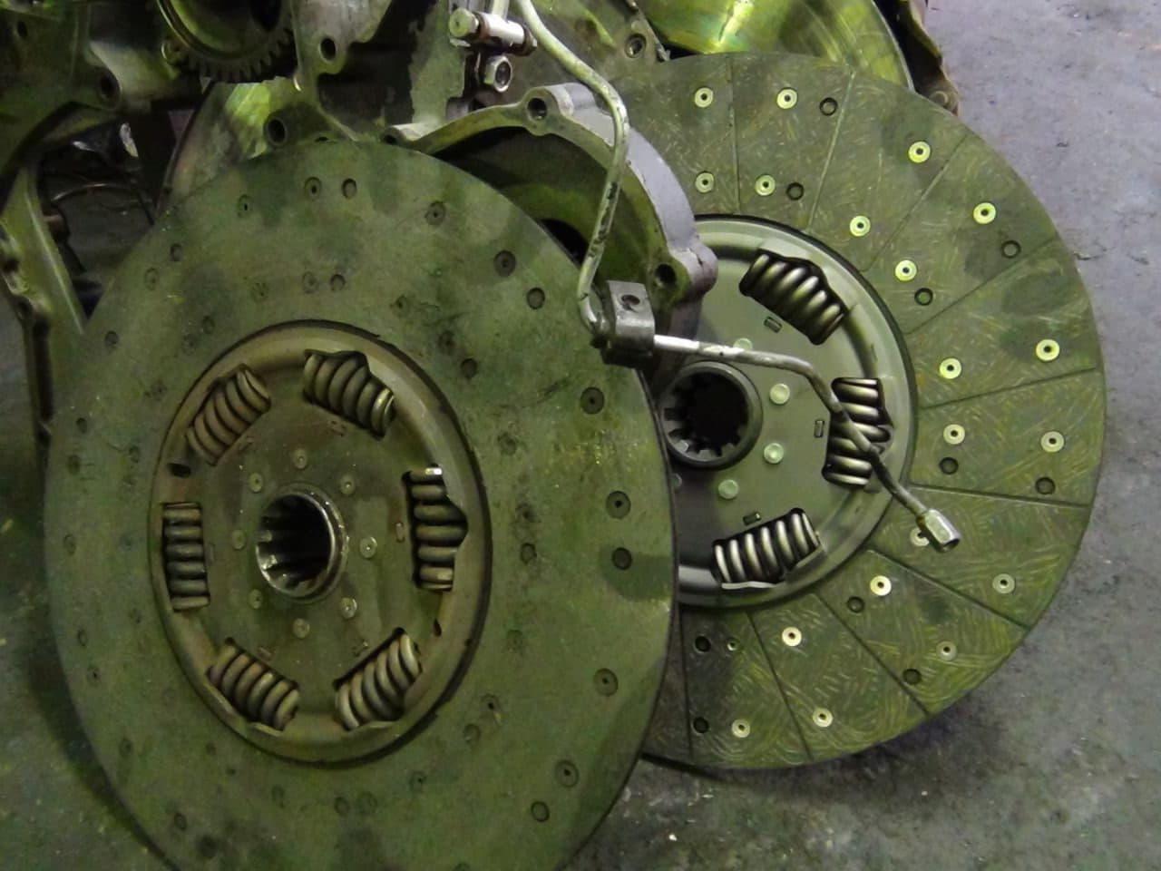 Как на ходу проверить в каком состоянии находится диск сцепления на автомобиле