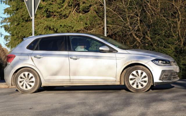 Обновленный VW Polo практически превратился в Golf